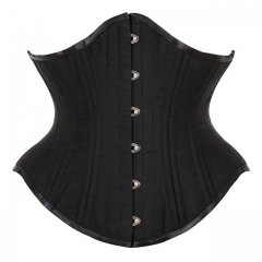 Steel Boned Hourglass Waist Training Corset